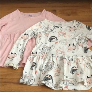 Baby Gap EUC 3T Long sleeve Bundle